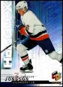 1999-00 Upper Deck HoloGrFX #35 Jorgen Jonsson RC NM-MT+ New York Islanders  Officially Licensed NHL Hockey Trading Card