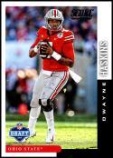 2019 Score NFL Draft #5 Dwayne Haskins NM-MT+ Ohio State Buckeyes