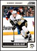 2012-13 Panini Score #35 Sidney Crosby NM-MT Pittsburgh Penguins  Officially Licensed NHL Hockey Trading Card
