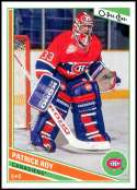 2013-14  O-Pee-Chee #318 Patrick Roy NM-MT Montreal Canadiens  Officially Licensed NHL Hockey Trading Card