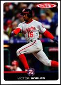 2019 Topps Total #65 Victor Robles NM-MT Washington Nationals