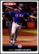 2019 Topps Total #72 Isiah Kiner-Falefa NM-MT Texas Rangers
