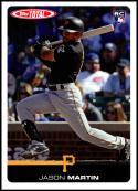 2019 Topps Total #91 Jason Martin RC NM-MT Pittsburgh Pirates