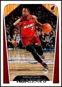 2018-19 Panini Hoops Red Backs #282 Dwyane Wade NM-MT Miami Heat