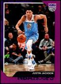 2018-19 Panini Hoops Purple #67 Justin Jackson NM-MT Sacramento Kings