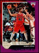 2018-19 Panini Hoops Purple #214 Robin Lopez NM-MT Chicago Bulls
