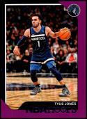 2018-19 Panini Hoops Purple #230 Tyus Jones NM-MT Minnesota Timberwolves