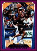2018-19 Panini Hoops Purple #300 Allen Iverson NM-MT Philadelphia 76ers