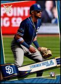 2019 Topps Big League Blue #6 Fernando Tatis Jr. NM-MT San Diego Padres