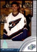2001-02 SPx #68 Jaromir Jagr NM-MT Washington Capitals