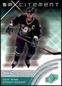 2001-02 SPx #71 Paul Kariya NM-MT Anaheim Mighty Ducks