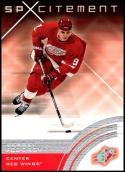 2001-02 SPx #74 Sergei Fedorov NM-MT Detroit Red Wings
