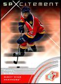 2001-02 SPx #76 Pavel Bure NM-MT Florida Panthers