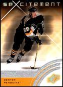 2001-02 SPx #78 Mario Lemieux NM-MT Pittsburgh Penguins