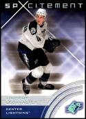 2001-02 SPx #79 Vincent Lecavalier NM-MT Tampa Bay Lightning
