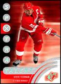 2001-02 SPx #85 Steve Yzerman NM-MT Detroit Red Wings