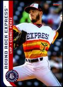 2019 Choice Round Rock Express #17 Cionel Perez NM-MT Round Rock Express