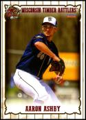 2019 Choice Wisconsin Timber Rattlers #2 Aaron Ashby NM-MT Wisconsin Timber Rattlers
