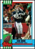 1990 Topps #200 Don Beebe NM-MT Buffalo Bills