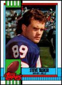 1990 Topps #202 Steve Tasker NM-MT Buffalo Bills