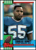 1990 Topps #208 Cornelius Bennett NM-MT Buffalo Bills