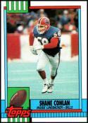 1990 Topps #209 Shane Conlan NM-MT Buffalo Bills