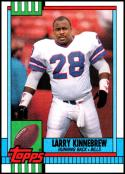 1990 Topps #210 Larry Kinnebrew NM-MT Buffalo Bills