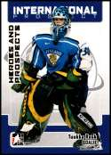 2006-07 In The Game Heroes and Prospects #134 Tuukka Rask NM-MT Team Finland Officially Licensed CHL Hockey Trading Card