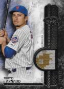 2016 Topps Tier One Relics #T1R-TD Travis d'Arnaud 97/399 NM-MT New York Mets