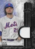 2016 Topps Tier One Relics #T1R-LD Lucas Duda 260/399 NM-MT New York Mets