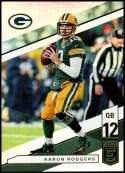 2019 Panini Elite #29 Aaron Rodgers NM-MT Green Bay Packers  Officially Licensed NFL Football Trading Card