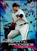 2019 Bowman Platinum Prismatic Prodigies #PPP-27 Casey Mize NM-MT Detroit Tigers