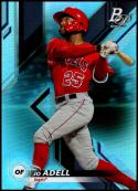 2019 Bowman Platinum Top Prospects Sky Blue #TOP-72 Jo Adell NM-MT Los Angeles Angels