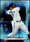 2019 Bowman Platinum Rookie Short Prints #27 Vladimir Guerrero Jr. SP NM-MT Toronto Blue Jays