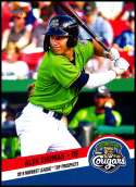 2019 Choice Midwest League Top Prospects #20 Alex Thomas NM-MT Kane County Cougars  Officially Licensed MiLB Baseball Trading Card