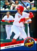 2019 Choice Midwest League Top Prospects #25 Nolan Gorman NM-MT Peoria Chiefs  Officially Licensed MiLB Baseball Trading Card