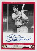2005 UD Origins Signatures #BD1 Bobby Doerr Auto NM-MT Boston Red Sox