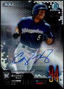 2019 Bowman Scouts Top 100 Autographs #BTP-94 Corey Ray Auto NM-MT Milwaukee Brewers
