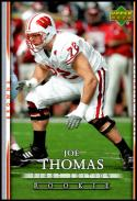 2007 Upper Deck First Edition #105 Joe Thomas RC NM-MT Cleveland Browns