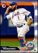 2019 Bowman #83 Amed Rosario NM-MT New York Mets  Officially Licensed MLB Baseball Trading Card