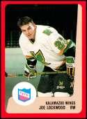 1988-89 ProCards IHL Kalamazoo Wings #NNO Gary McColgan NM-MT Kalamazoo Wings  IHL Hockey Trading Card