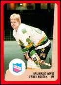 1988-89 ProCards IHL Kalamazoo Wings #NNO Darcy Norton NM-MT Kalamazoo Wings  IHL Hockey Trading Card