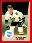 1988-89 ProCards IHL Kalamazoo Wings #NNO Rob Zettler NM-MT Kalamazoo Wings  IHL Hockey Trading Card