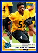 2019 Donruss Press Proof Blue #344 Devin Bush II NM-MT Pittsburgh Steelers