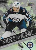 2018-19 Upper Deck Overtime Next in Line #NL-2 Kristian Vesalainen NM-MT Winnipeg Jets