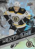 2018-19 Upper Deck Overtime Next in Line #NL-3 Ryan Donato NM-MT Boston Bruins