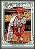 2013 Topps Gypsy Queen #288 Jim Bunning SP NM-MT Philadelphia Phillies