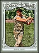 2013 Topps Gypsy Queen #304 Ralph Kiner SP NM-MT Pittsburgh Pirates