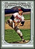 2013 Topps Gypsy Queen #348 Warren Spahn NM-MT Milwaukee Braves