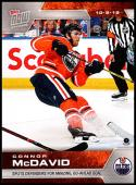 2019-20 Topps Now Stickers #3 Connor McDavid NM-MT Edmonton Oilers PR 1,483